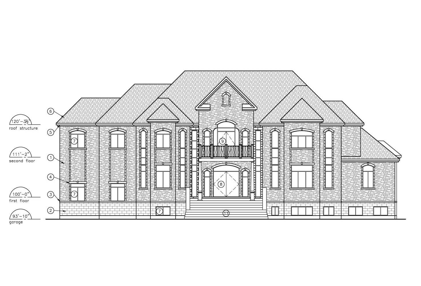 Plan maison gratuit pdf cubique moderne building a modern - Plan maison cubique gratuit ...